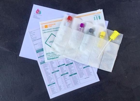 testkit bloedwaarden b12
