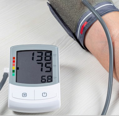bloeddruk waarden meten
