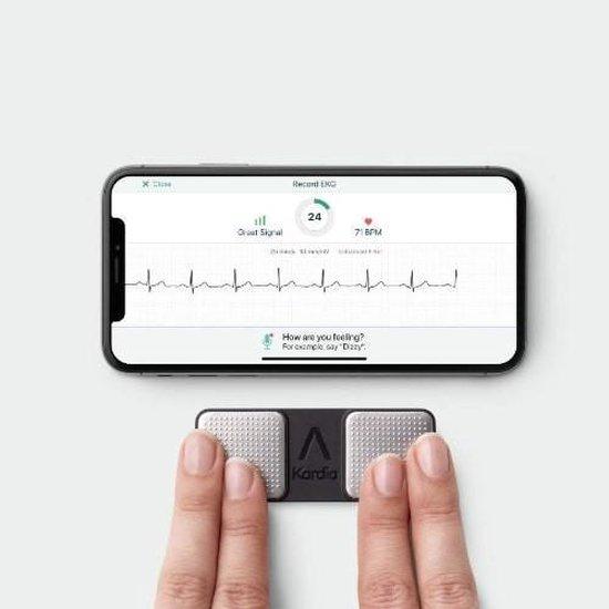 ecg monitor kardia