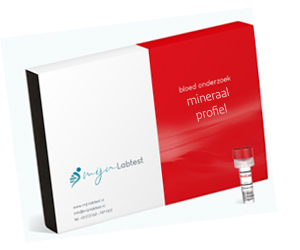 mineralen profiel testkit