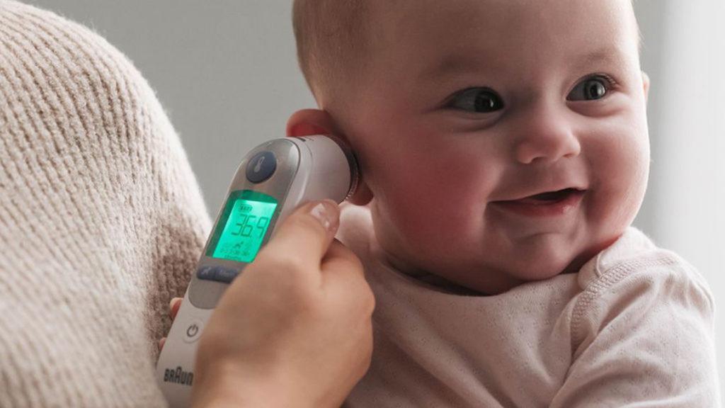 oorthermometer betrouwbaar baby